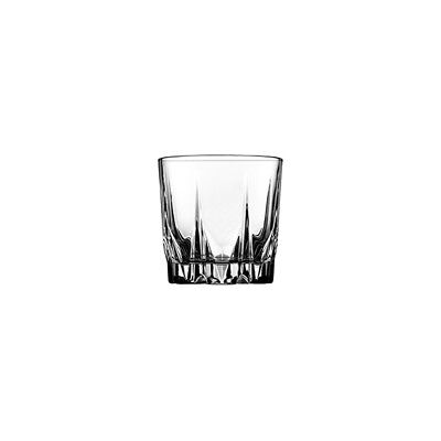 6x Pasabahce Karat Old Fashioned Rocks Glass 200mL Whisky Scotch Cocktail Bar