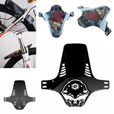1 Set Bicycle Bike Cycling Front Mudguard Rear Fender For MTB Mountain Road Bike