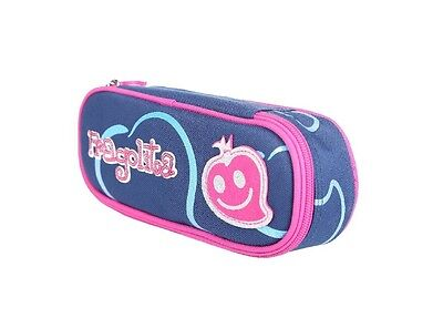 20 X Fragolita Zipped Pencil Cases / Make Up Bag / Accessories Bag