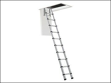 Zarges Loftmaster Telescopic Ladder 2.88m ZARTELOFT288