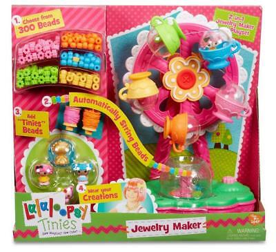 Lalaloopsy Tinies(TM) Jewelry Maker Playset NEW Girls Jewelry Making Play Set