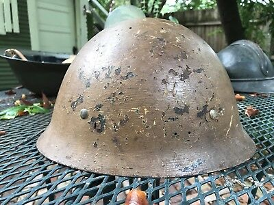 WW2 WWII JAPANESE Helmet Imperial Army Type 90