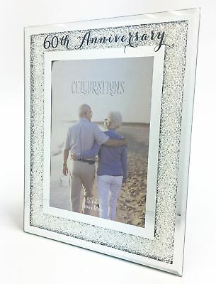 Colorful 60th Wedding Anniversary Picture Frames Festooning - Frames ...
