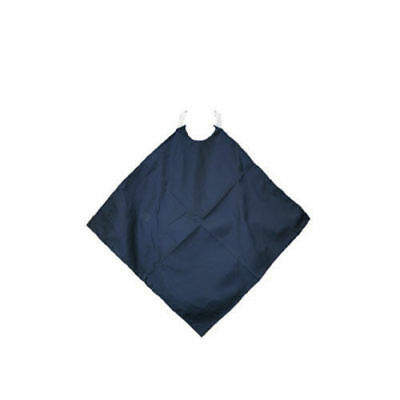 Large Waterproof Adult Napkin Bib (Blue) Mealtime Feeding Disability Aid