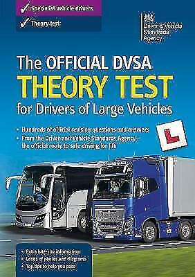 The official DVSA theory test for large goods vehicles by Driver and Vehicle...