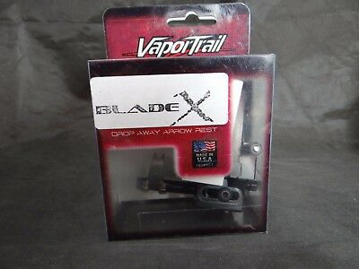 New Vapor Trail Blade X Arrow Fixed Blade Launcher Rest Right Hand Black $89.99