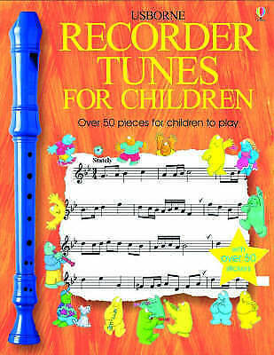 Recorder Tunes for Children by Anthony Marks (Paperback)