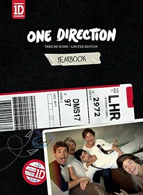One Direction - Take Me Home [Yearbook Edition] - One Direction CD 1EVG The Fast
