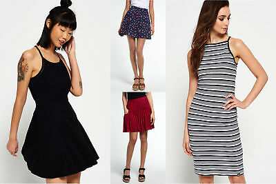 New Womens Superdry Dresses Selection - Various Styles & Colours 2905 3