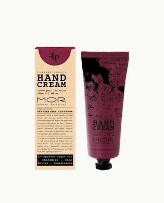 MOR Hand Cream 100Ml Pepperberry Cardamom!
