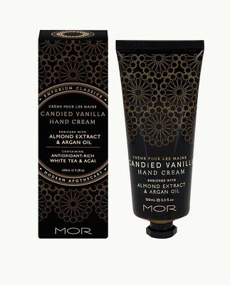 MOR Emporium Classics Hand Cream 100Ml Candied Vanilla!