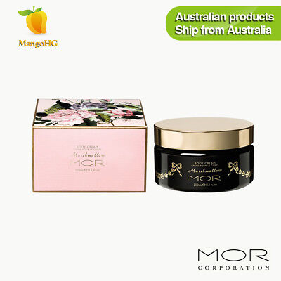 MOR Body Cream 250Ml Marshmallow!
