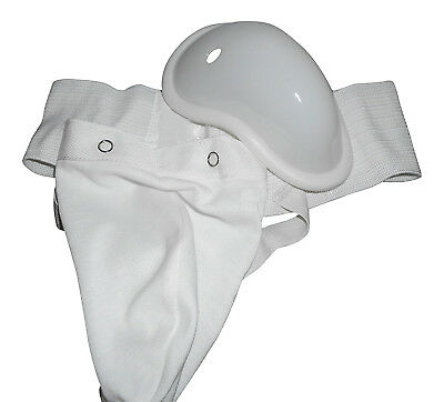 Groin Guard Protector Groin Cup Male Supporter & Cup Set!