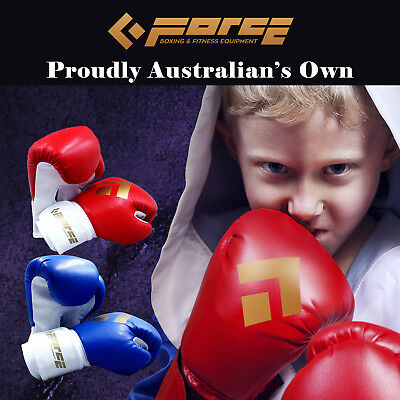 Force Children's boxing PU leather gloves MTS-KIDS-GLOVE!
