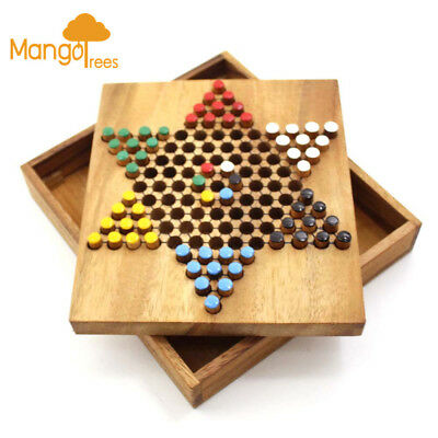 Chinese Checkers Board Game GP424B!