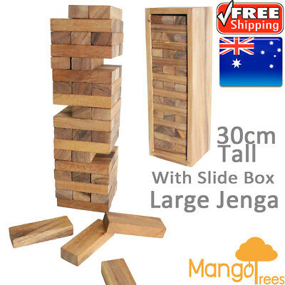 TUMBLE TOWER Jenga Game Large GP428L!