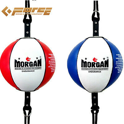 "Morgan 8"" Professional Endurance Floor To Ceiling Boxing Ball Adjustable Straps!"