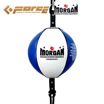 """Morgan 8"""" Professional Endurance Floor To Ceiling Boxing Ball Adjustable Straps"""
