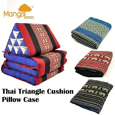 Cushion Pillow Case Covers For Thai Triangle cushion Pillow Daybed>
