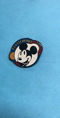 Cast Member Exclusive! Disney Participant Pin 2007 (Limited Edition of 58,000)