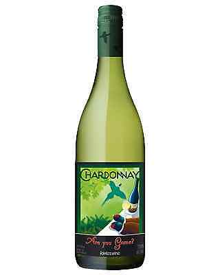 Fowles Wine Are You Game? Chardonnay case of 12 Dry White 750mL
