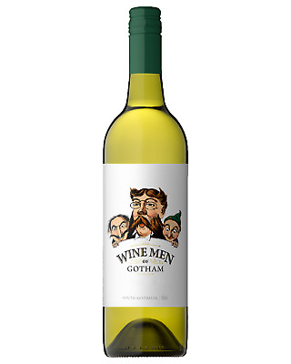 Wine Men of Gotham Chardonnay case of 6 Dry White 750mL