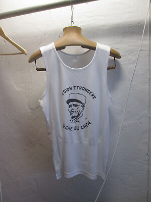 French Foreign Legion -2 REP-More Majorum- size M jogging-former legionaire