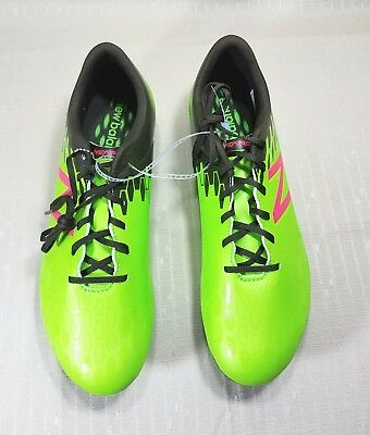 ace833630411a New Balance Visaro 2.0 Control Firm Ground Soccer Cleats Men's Size 9.5D  Green
