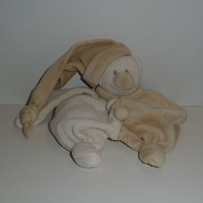 Doudou Ours Jollybaby - Beige