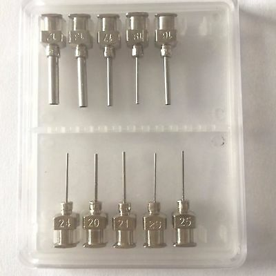 SMT SMD PCB Solder Paste Adhesive Glue Liquid Dispenser 10PCS