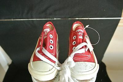Vintage Mickey Mouse Children's Running Shoes Size 5