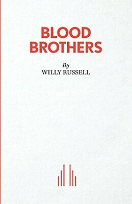 Blood Brothers: A Musical (Acting Edition) by Russell, Willy Paperback Book The