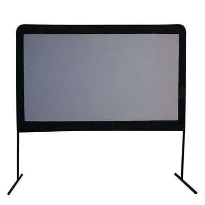 "Camp Chef Indoor Outdoor 120"" Backyard Movie Projection Big Screen (Used)"
