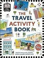 The Travel Activity Book - DK - 9780241319925