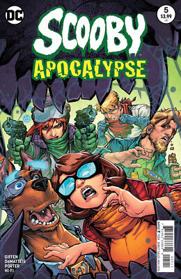 Scooby Apocalypse 5, 6, 7, 8 - Your Choice (Dc 2017) Hot!