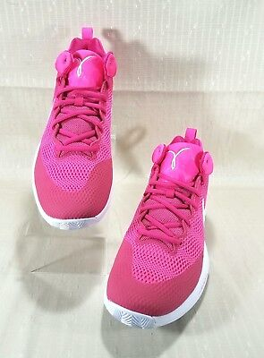 brand new 54e66 fa8b7 Nike Zoom Kay Yow Basketball Shoes Men s Size 10 Pink   White 902589-616