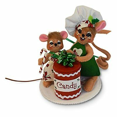 Annalee Dolls 5in 2018 Christmas Baking Buddies Plush New with Tags