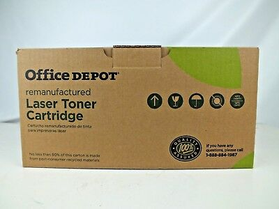 Office Depot Remanufactured Toner Cartridge Replacement HP 35a (CB435A) (Black)