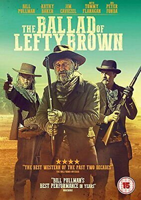 The Ballad Of Lefty Brown - DVD  PQVG The Cheap Fast Free Post