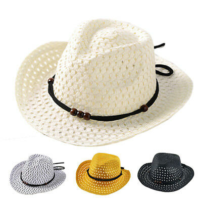 24d3899a BOYS KIDS STRAW Cowboy Hat With Blue Star Sheriff Badge - $8.48 ...