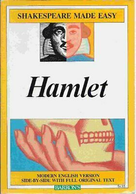 Shakespeare Made Easy: Hamlet by Shakespeare, William Paperback Book The Cheap