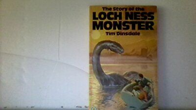 Story of the Loch Ness Monster by Dinsdale, Tim Paperback Book The Cheap Fast
