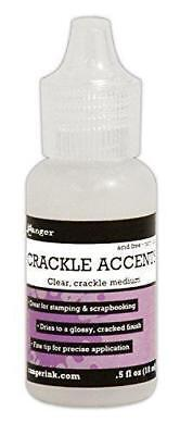 Inkssentials - Crackle Accents - 5oz Bottle