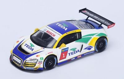 Champion GT Asia Series 2015-1:43 Spark SA085 Audi R8 LMS Alex Yoong