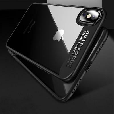 Luxury Slim Shockproof Hard Back Case Thin Cover for Apple iPhone X 8 7 PLUS 6s