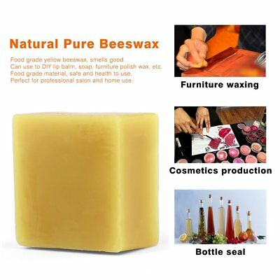 Natural Honey Furniture Polish Wax 100% Organic Natural Pure Beeswax Yellow GD