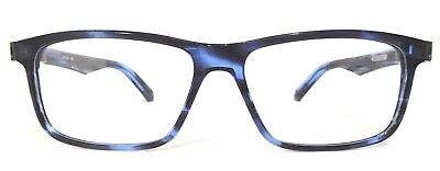 DRAGON DR 158 DR158  MARTIN Blue Horn 462 Eyeglasses NEW LIMITED SUPPLIES