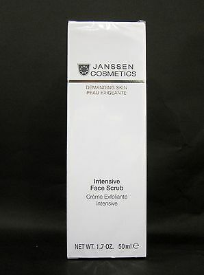 "Intensive Face Scrub 50 ml peeling viso ""Janssen"""