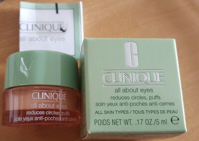 Clinique All About Eyes 5 ml neu