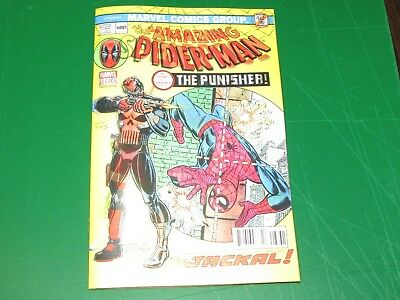 Despicable Deadpool #287 Marvel Lenticular VARIANT Amazing Spider-man#129 HOMAGE